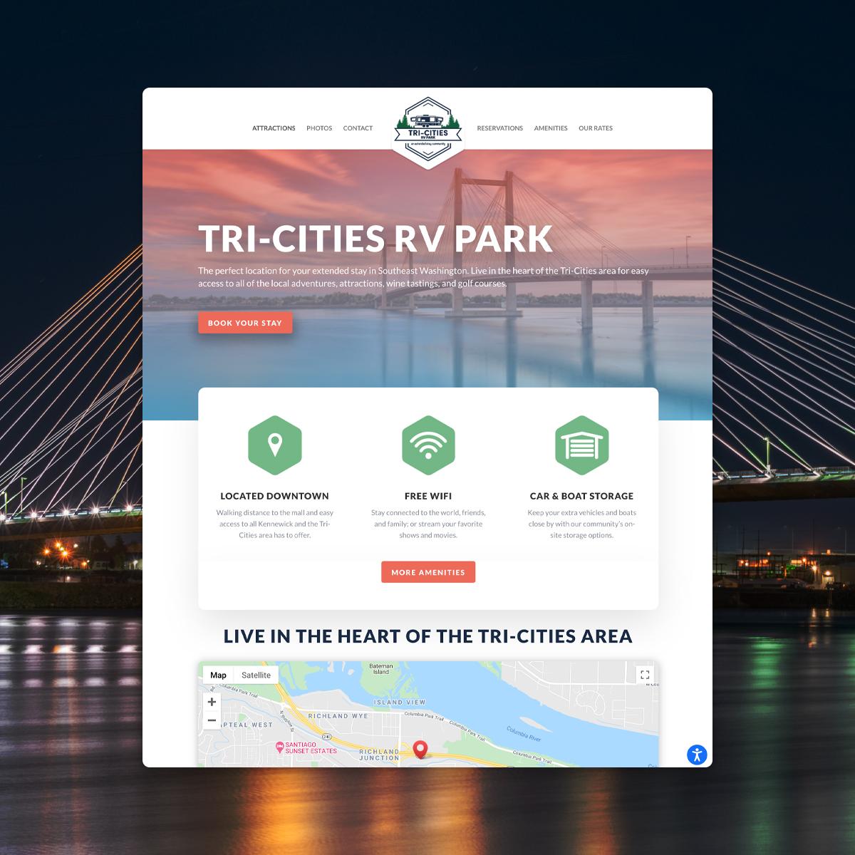 Tri-Cities RV Park